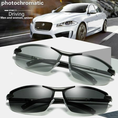Men Sunglasses Polarized Photochromic Sunglasses Outdoor (Best Polarized Sunglasses 2019)