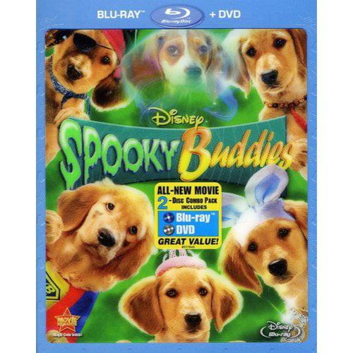 Spooky Buddies (Blu-ray + DVD) (Widescreen)