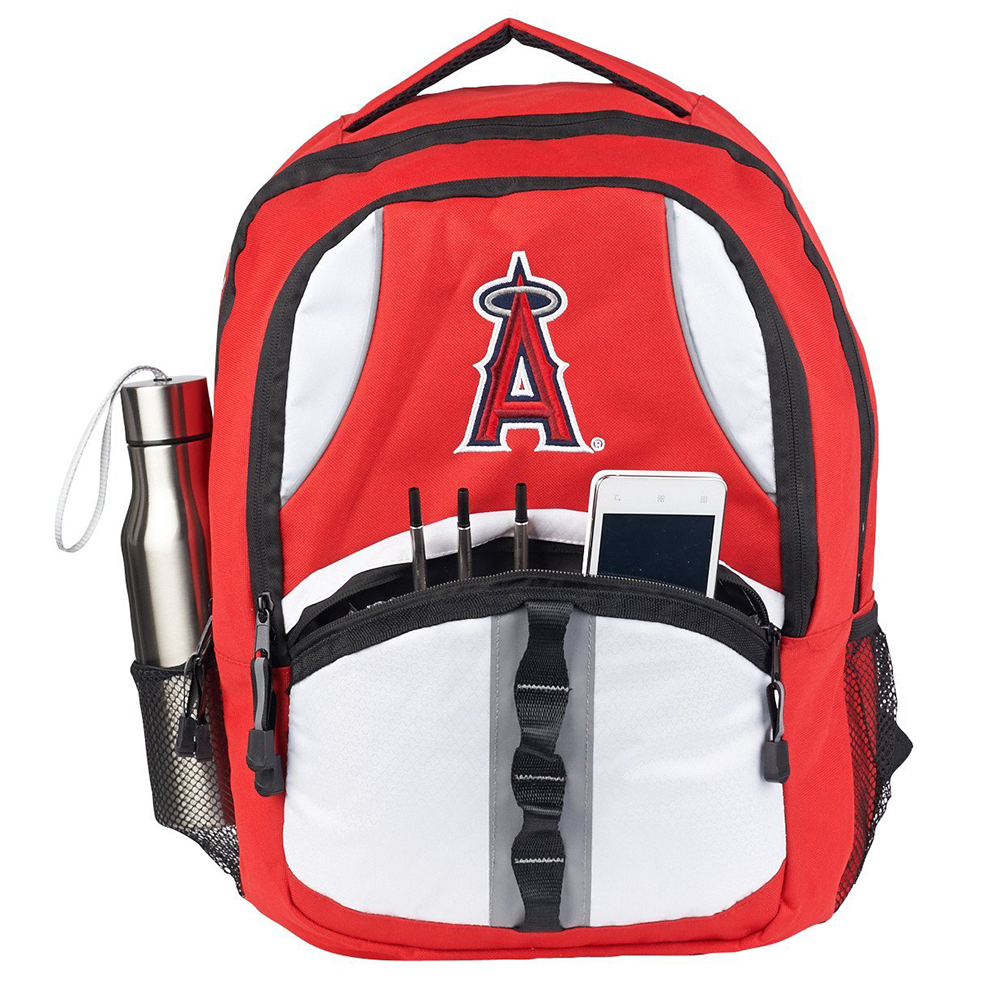 Los Angeles Angels MLB Captain Backpack