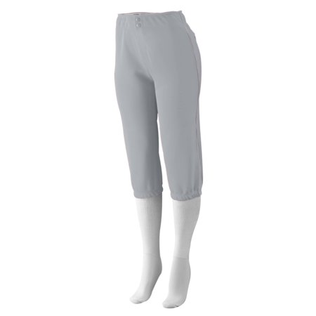 Sportswear Women's Drive Low Rise Softball Pant 2Xl Silver Grey/Silve