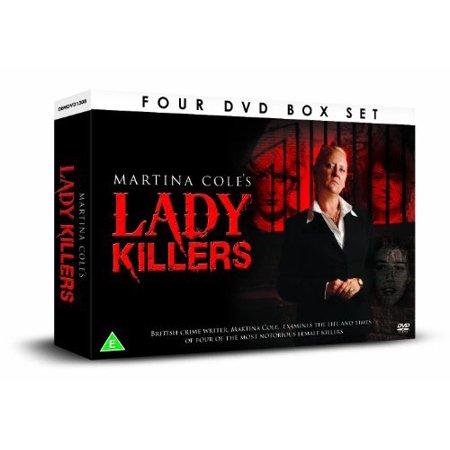 Martina Cole's Lady Killers - 4-DVD Box Set [ NON-USA FORMAT, PAL, Reg.2 Import - United Kingdom ] ()