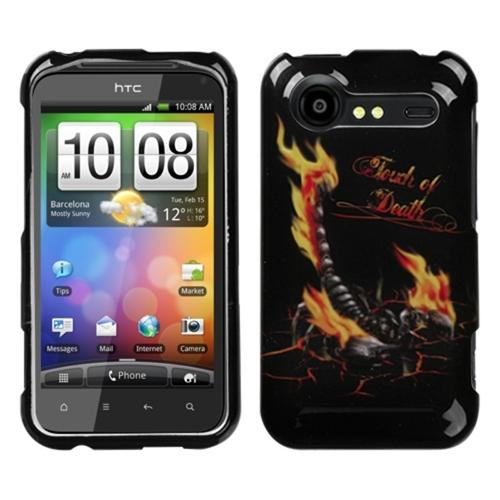INSTEN Scorpion Phone Case for HTC: ADR6350 (Droid Incredible 2)