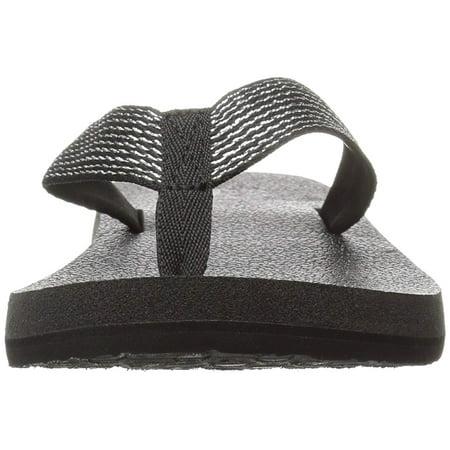 9d7a1fe34a64fd Sanuk Women s Yoga Mat Web-Bling Flip Flop - image 1 ...