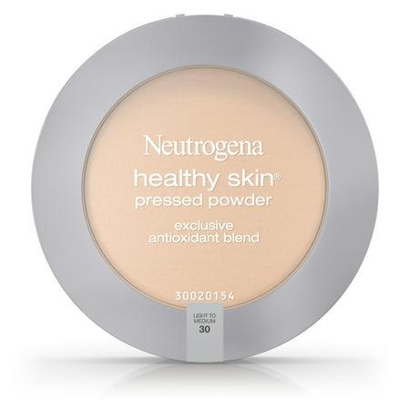 Neutrogena Healthy Skin Pressed Powder Spf 20, Light To Medium 30,.34 Oz.