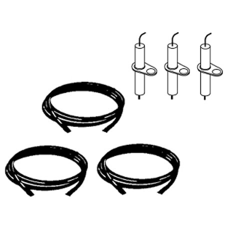 Vermont Castings Grill Parts Kit Ignitor Wire and Electrode, 3 - Electric Grill Igniter