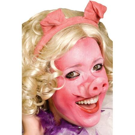 FA31LG Morris Costumes Pig Face Woochie Large