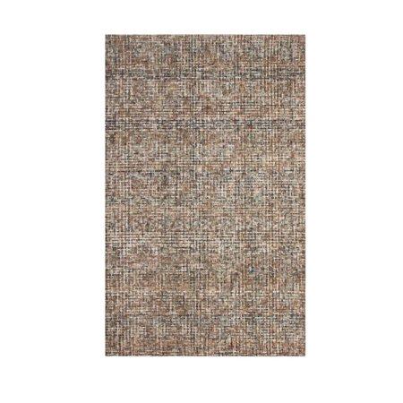 abacasa tones teal brown multi color area rug. Black Bedroom Furniture Sets. Home Design Ideas