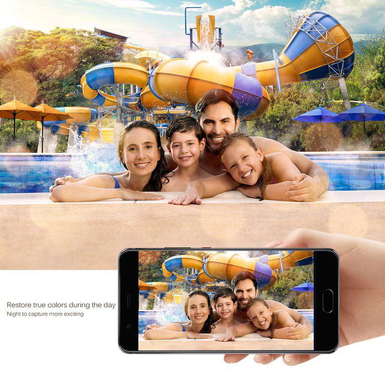 Huawei P10 plus 5.5 Inch 1080P 20.0MP Bar Smartphone Fingerprint ID Octa Core