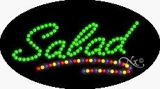 Seafood Flashing /& Animated LED Sign High Impact, Energy Efficient