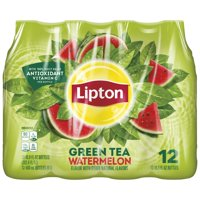 NEW FLAVORS: Instantly Refreshing Lipton GREEN ICED TEA