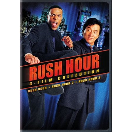Rush Hour 3-Pack (DVD)