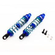 Traxxas Nitro Slash 1:10 Aluminum Alloy Front Ultra Shocks Hop Up Upgrade, Blue by Atomik RC - Replaces Traxxas Part 3760A