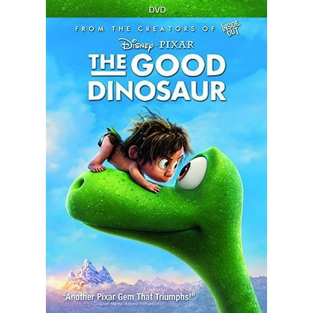 Good Family Halloween Movies (The Good Dinosaur (DVD))