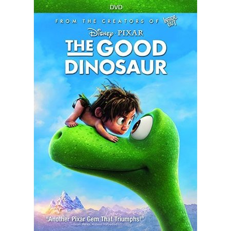 The Good Dinosaur (DVD) - Good Fun Halloween Movies