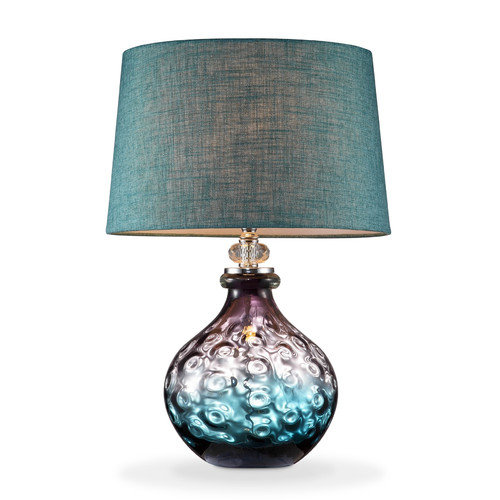 OK Lighting Mojave 23.5'' H Table Lamp with Empire Shade