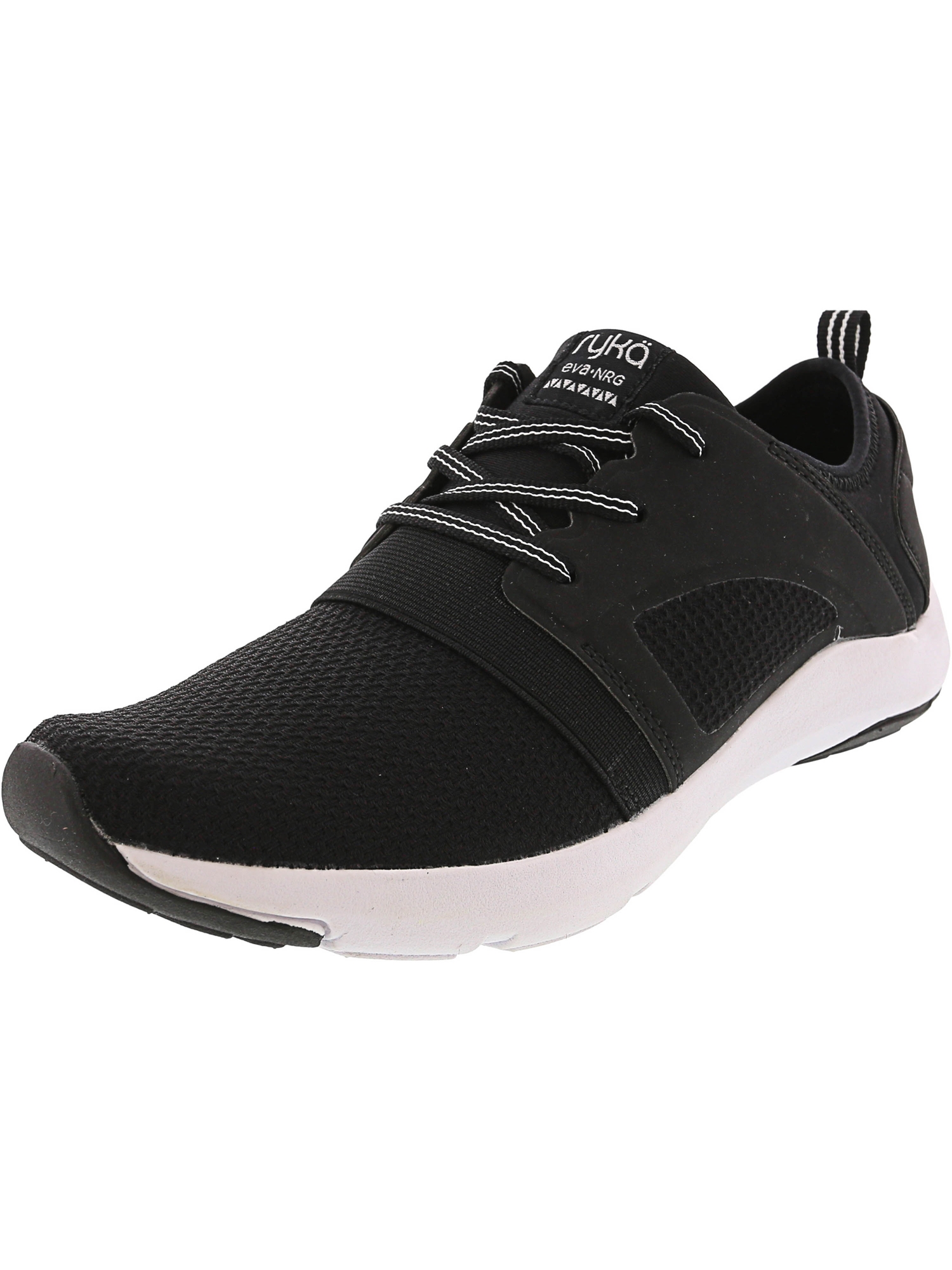 Ryka Womens Eva Mrg Low Top Lace Up Running Sneaker