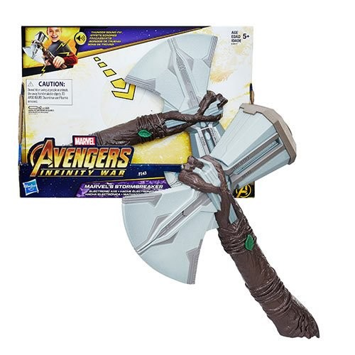 Avengers: Infinity War Marvel's Stormbreaker Electronic Axe (Number of Pieces per case: 3)