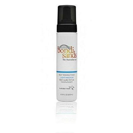 Self Tan Foam (bondi sands - self tanning foam - light/medium - 200 ml )