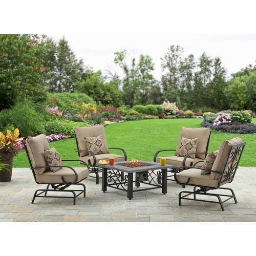 Better Homes and Gardens Wilmington Faux Wood Scroll 5 Piece Gas
