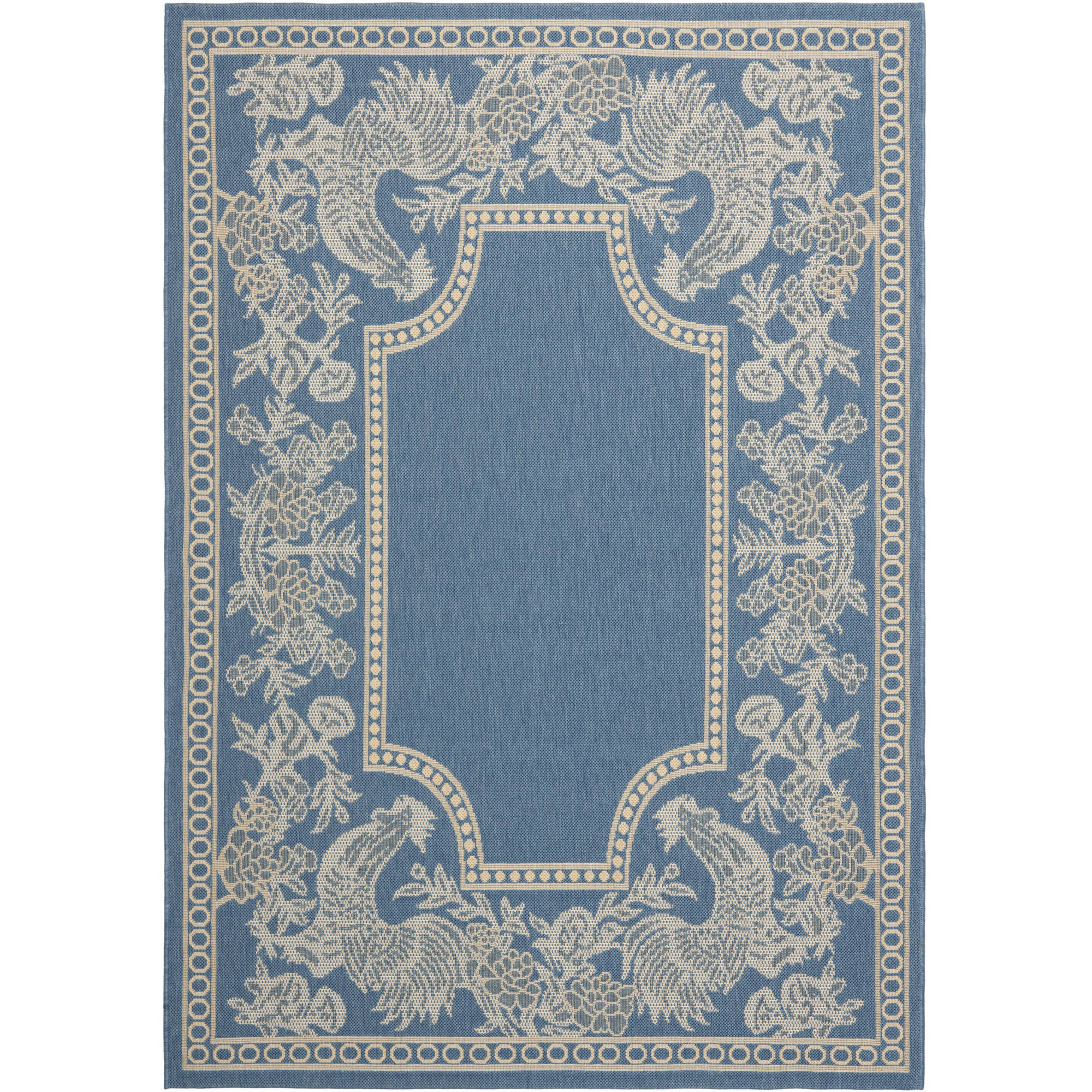 Safavieh Courtyard Claire Power-Loomed Indoor/Outdoor Area Rug or Runner