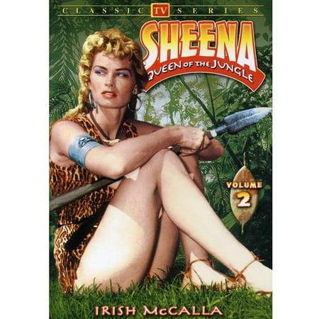 Sheena Queen Of The Jungle: Volume 2