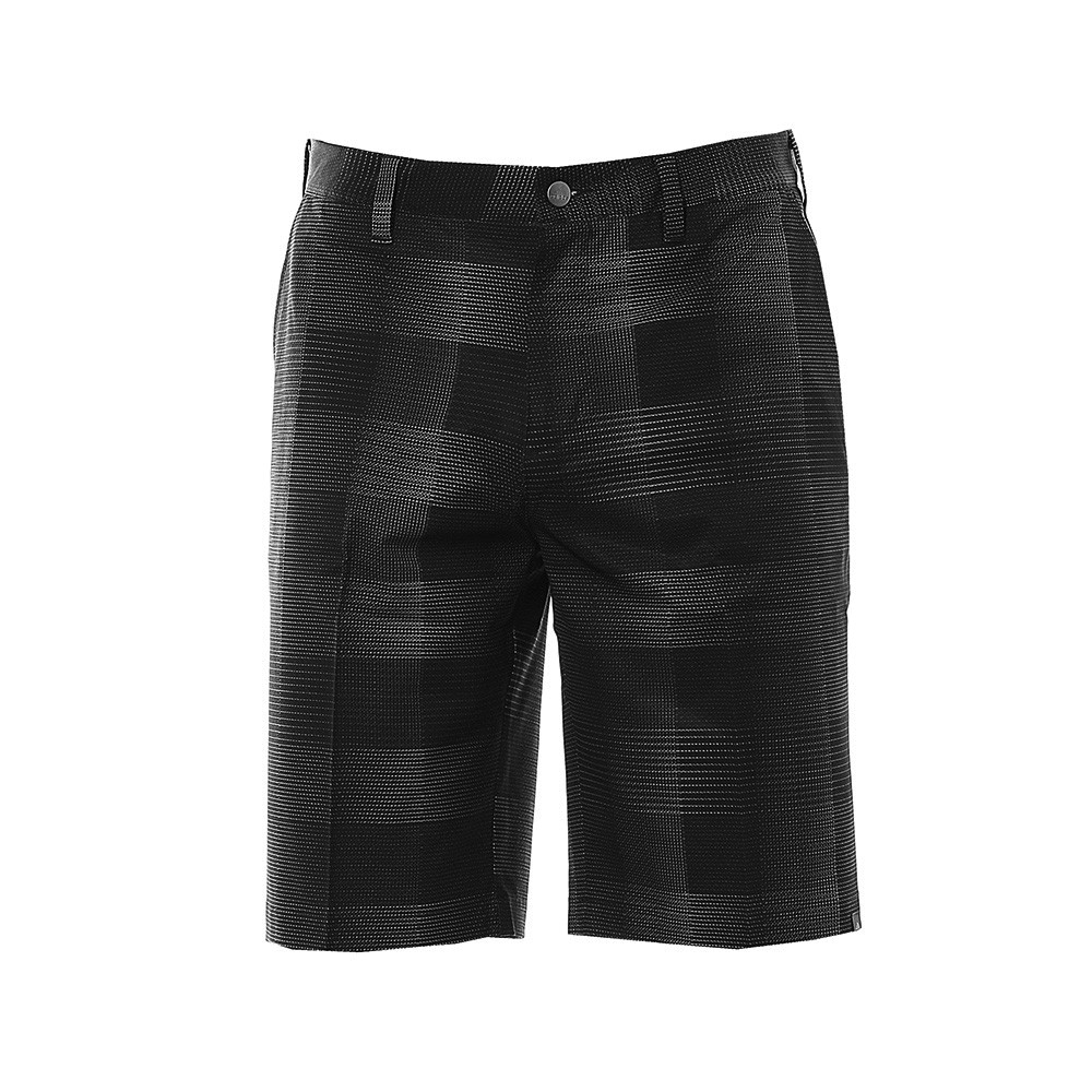 Adidas Golf 2016 Ultimate Competition Plaid Shorts