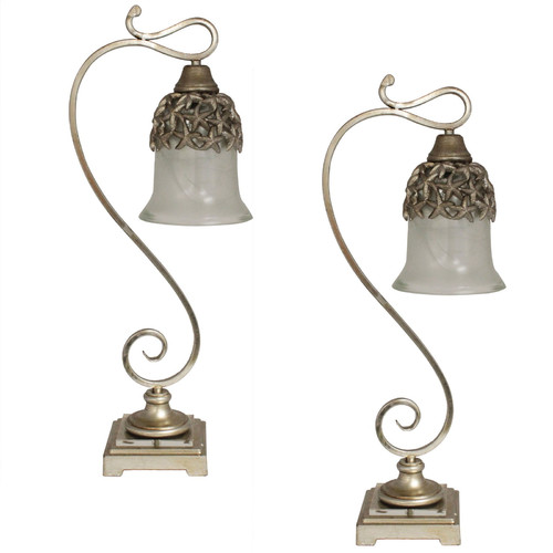 Urban Designs Laguna 27'' Table Lamp (Set of 2)