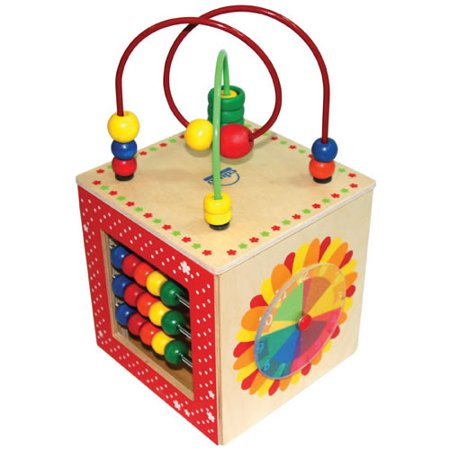 Discovery Cube (Hape Discovery Box Play Cube)