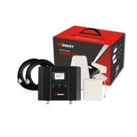 Home 10K  Cell Phone Signal Booster for Home / Office  10000 sq ft Coverage Area Mobile Signal Booster  Works on AT&T, Verizon, Sprint, Tmobile, US Cellular, & More