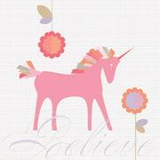 Trendy Peas Unicorn Dreams Wall Art