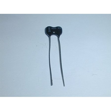 500v Dipped Mica Capacitors (CD15FD221GO3 MICA CAPACITOR 220PF 500V 2% TOL RADIAL LEADS (1 EACH) -)