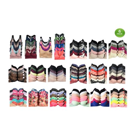 Mamia Intimate Sets | 6-Pack