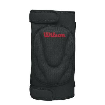 - Wilson Junior Strap Knee Pad, Black