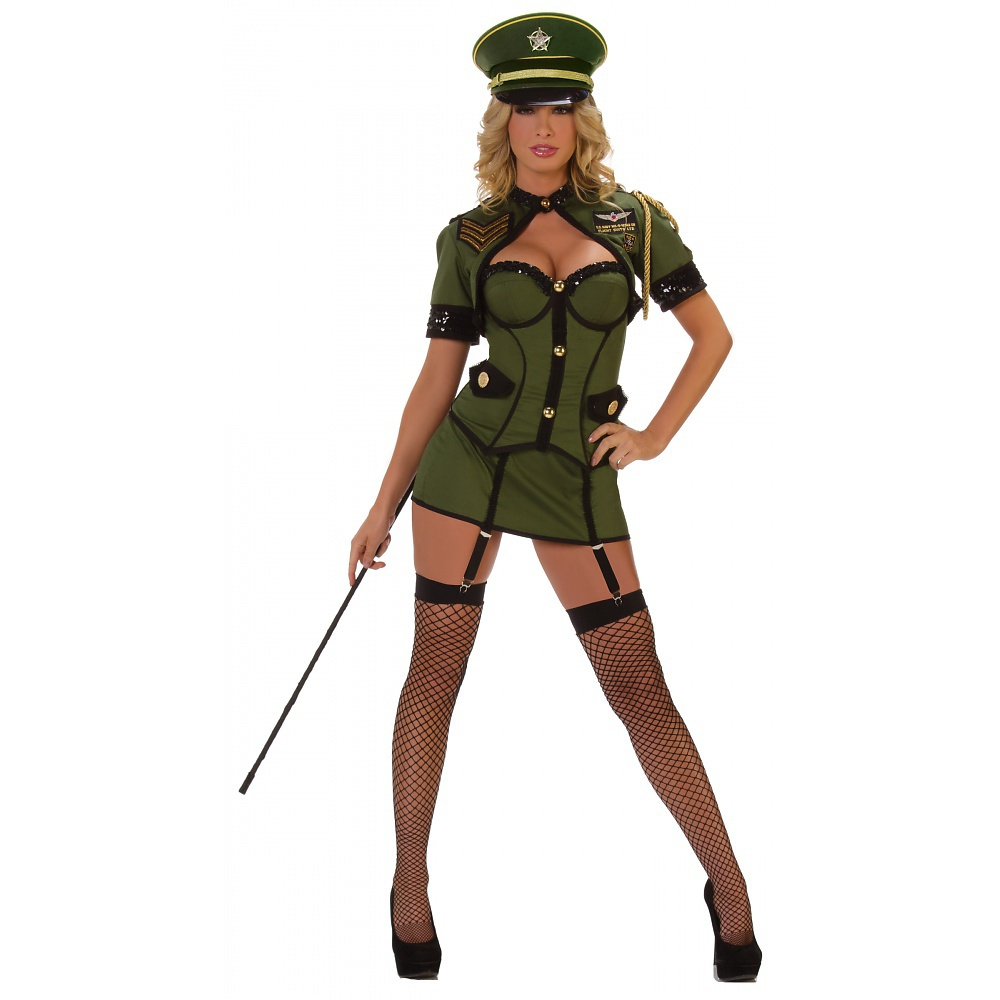 Army General Adult Costume - Large