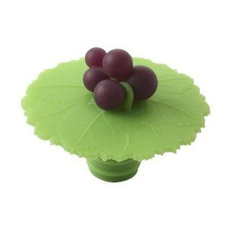 Charles Viancin Grape Wine Bottle Stopper