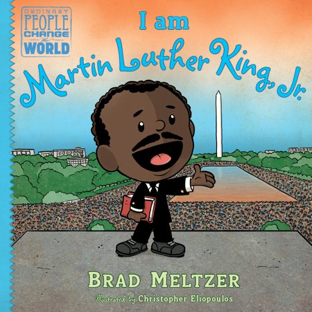 I Am Martin Luther King, Jr. (Hardcover)