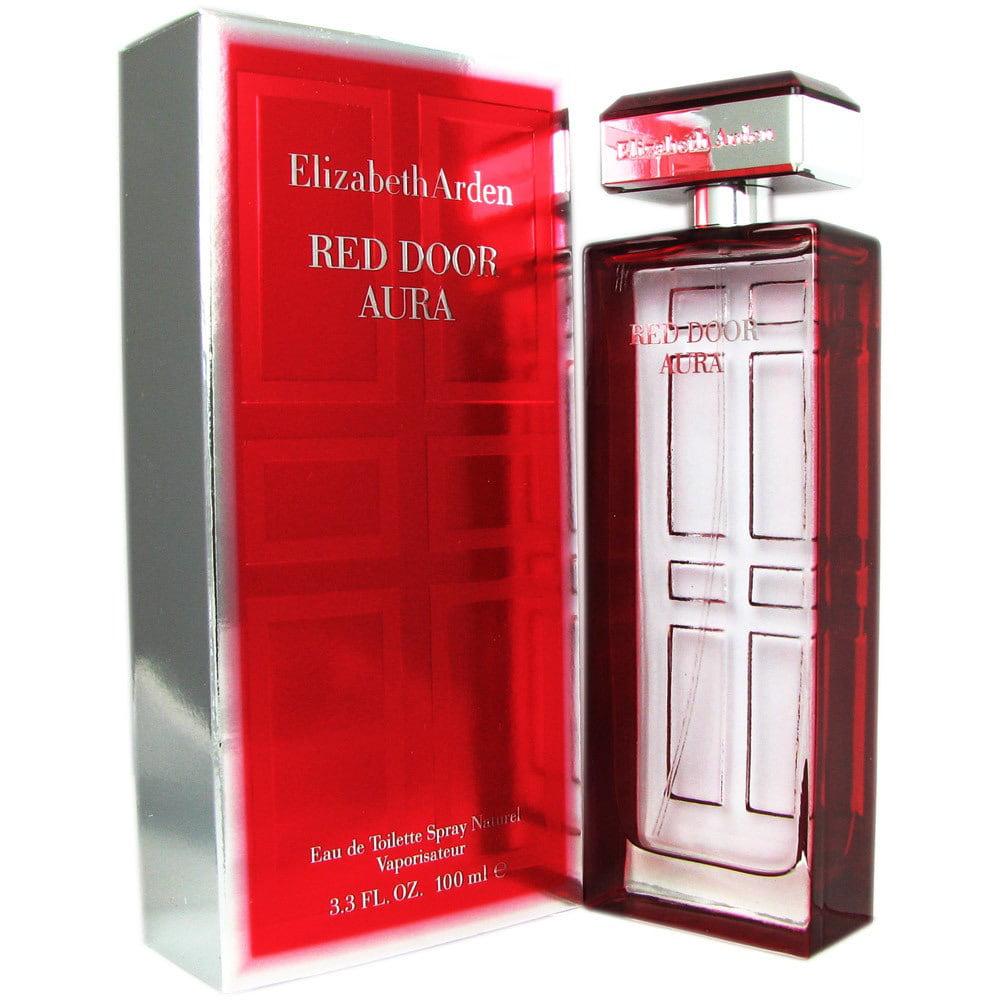 Elizabeth Arden Red Door Aura Eau De Toilette Spray For Women 34 Oz