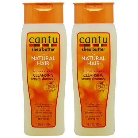 Cantu Shea Butter Cleansing Cream Shampoo 13.5oz