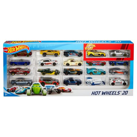 Hot Wheels 20-Car Collector Gift Pack (Styles May Vary) Hot Wheels Auto