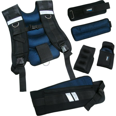 Edge Fitness 6 In 1 Body Training Set