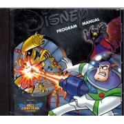 Buzz Lightyear Star Command PC Action Game from Disney Interactive