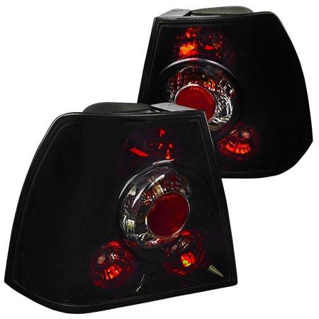 Volkswagen Jetta Tail Lamp Light - Spec-D Tuning 1999-2004 Volkswagen Jetta Mk4 Tail Brake Lights 1999 2000 2001 2002 2003 2004 (Left + Right)