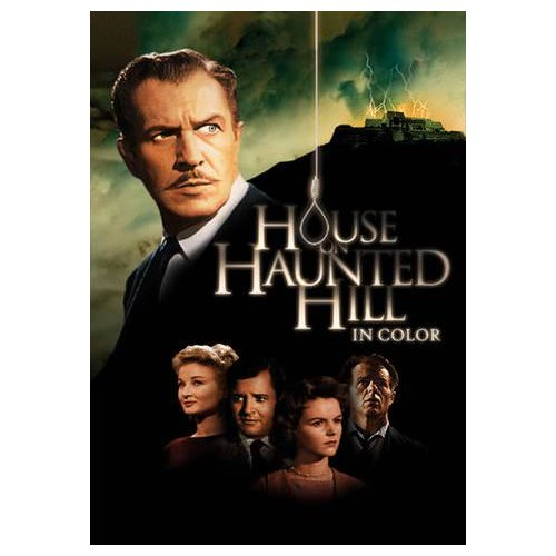 House on Haunted Hill (in color) (1959)