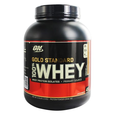Optimum Nutrition Whey Protein Chocolate Peanut Butter Review
