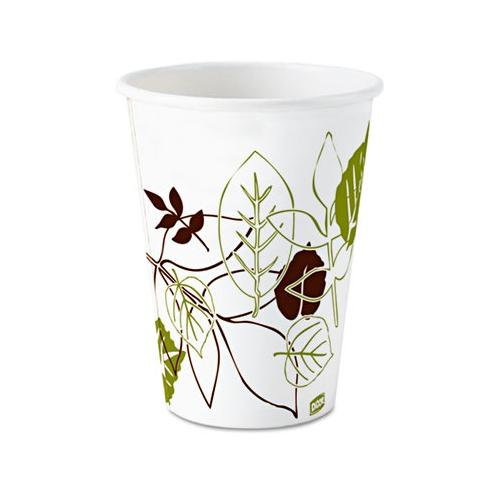Dixie Pathways Wax Treated Paper Cold Cups, 5 Oz DIX58PATH