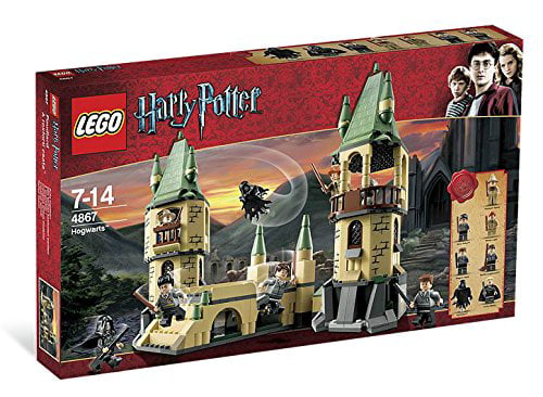 Lego Harry Potter Hogwarts 4867 (Discontinued by manufacturer) by Lego
