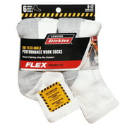 Dickies Dritech Quarter 6-pack with Grey Pad