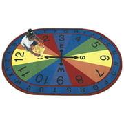 Joy Carpets Compass Kids Area Rug