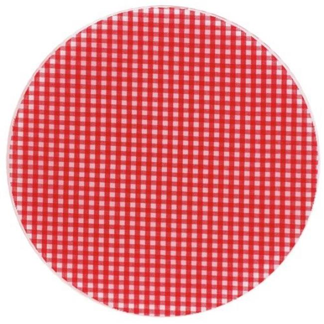 Andreas Gingham Casserole Silicone Trivet - Pack of 3 trivets