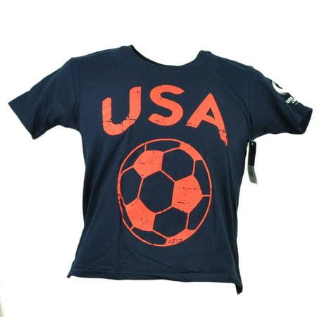 United States Copa America Centenario USA 2016 Tshirt Tee Soccer Futbol (Clothing Stores In Destiny Usa)